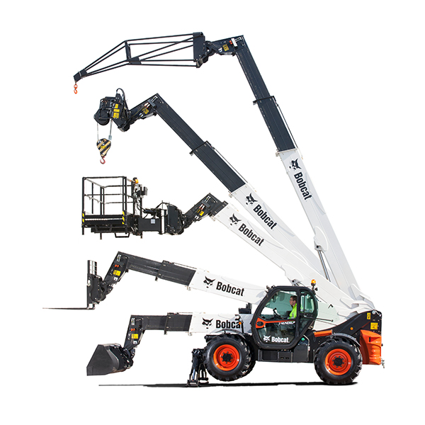 Attachments Bobcat® attachments and implements help you grow your business, gain versatility, replace less-efficient machines and give you the tools to accomplish major projects. Back More Details