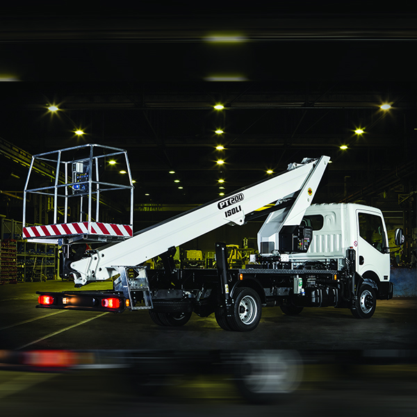 Aerial Work Platforms  Truck-mounted and LCV-mounted booms combine great mobility with superb working envelopes, making them ideal for telecoms and internet infrastructure installations; utilities; window cleaning, gutter clearing and other general high level building maintenance. Back More Details