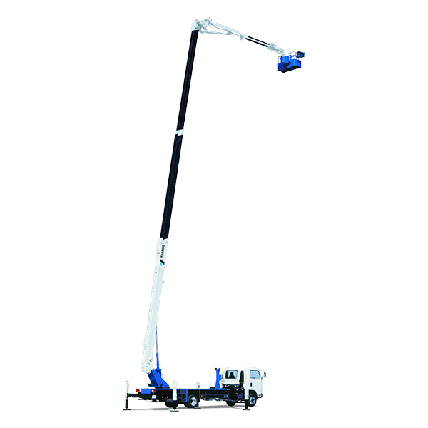 AERIAL WORK PLATFORMS Aerial work platforms play a significant role at worksite, particularly for the construction of electrical and telecommunication infrastructures, that are essential for daily life. A variety of models are also available for general construction. Back More Details